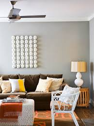 wall paint with brown furniture. Lighten Up. A Dark Brown Sofa Wall Paint With Furniture T