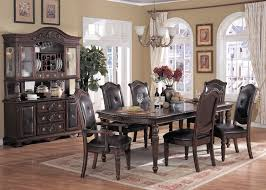 dining room sets leather chairs of good dining room table sets leather chairs dining photos