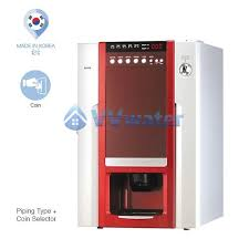 Perniagaan Vending Machine Malaysia Stunning DG48F48M Coin Operated Coffee Vending Machine