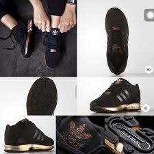 adidas zx flux black and rose gold. black · adidas zx flux and gold rose d