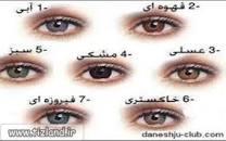 Image result for چشمان افراد باهوش