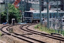 「福知山線 カーブ」の画像検索結果
