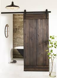 we ve wrangled some of the best diy kits to help you make and install your own barn doors via the snug