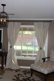 Drop Cloth Curtains Tutorial 81 Best Window Treatments Images On Pinterest Curtains Home And