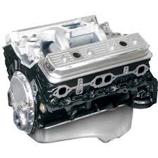 small block chevy specifications blueprint bp3830ct1 gm 383 base engine vortec heads flat tappet cam