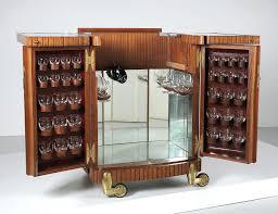 An Impressive Cocktail Cabinet Designed By Oswald Haerdtl