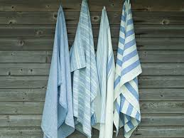Linen bath towels are gorgeous functional and addictive LinenMe News
