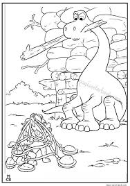 Small Picture The good dinosaur coloring pages Archives Magic Color Book