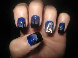 Nativity Nail Designs Nativity Scene Christmas Nails Crazy Nail Designs