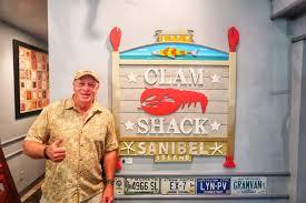 The Clam Shack - Local artist/musician Bernie Hyland (who ...