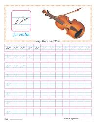 Cursive small letter v practice worksheet | divi | Pinterest ...