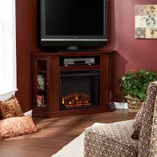southern enterprises claremont cherry convertible media electric fireplace