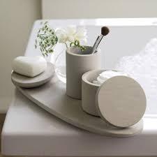bathroom accessories ideas. serenity now: sandstone bath accessories bathroom ideas c