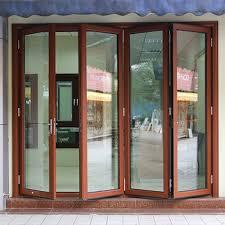 folding garage doorsRogenilan China Metal Garage Doors Vertical Bifolding Doors  Buy
