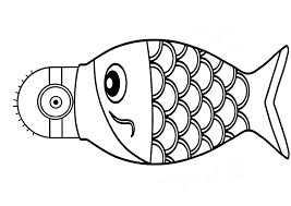 ミニオンズ風ぬりえのこどもの日用 鯉のぼり折り紙兜柏餅の印刷用