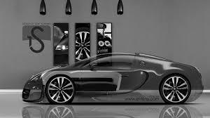 bugatti veyron crystal home car