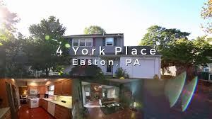 york 4 ton. 4 york place, easton, pa ton