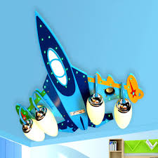 Us 1501 5 Offacryl Bluetooth Flugzeug Cartoon Led Kronleuchter Decke E14 Led 110 V 220 V Usb Deckenleuchten Kinder Led Decke Licht Lampe In