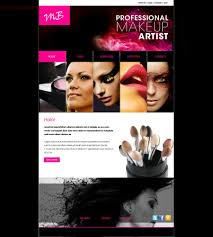 makeup artist websites templates makeup artist website under fontanacountryinn com
