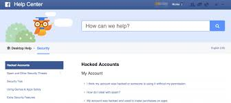 Facebook Help Center Hacked Glamorous Jonathan Kaker On Twitter