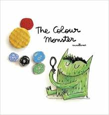 The Colour Monster | Teaching Ideas