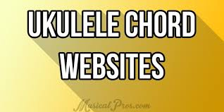 You can play hundreds (if not thousands) of songs using just 4 chords on your ukulele. Best Chord Sites For Ukulele In 2020 Musical Pros