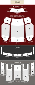 Kingsbury Hall Utah Seating Chart Kingsbury Hall Salt Lake City Ut Seating Chart Stage