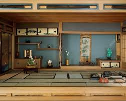 Elegant Japanese House Interior Design Modern And X - Nice houses interior