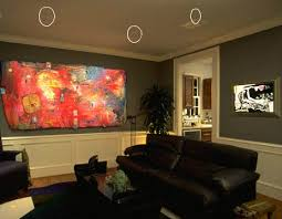 lovely recessed lighting living room 4. lovely best recessed lighting for artwork 50 your layout guide with living room 4 h