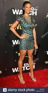 """Candace Smith Los Angeles Premiere of """"End Of Watch"""" held at Regal Stock  Photo - Alamy"""