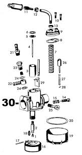 mopeds online com click here for an exploded view of the carb if needed