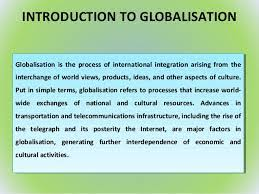globalization essay introduction similar articles