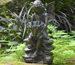 woodland fairy garden ornament