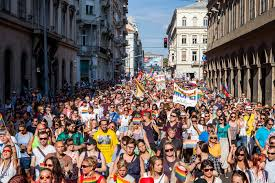 Budapest pride, or budapest pride film and cultural festival, is hungary's largest annual lgbt event. Budapest Gay Pride 2021 Dates Parade Route Misterb B