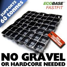 ecobase fastfit shed base foundation