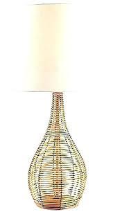 beautiful wicker lamp lamp wicker lamp shade ikea