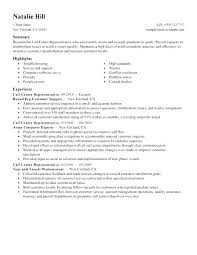 Resume Skills Examples Customer Service Best of Customer Service Call Center Resume Marketing Representative Resume