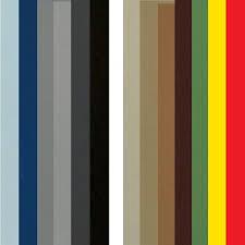 Concrete Floor Color Chart