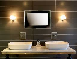 Aquavision  Inch Framed Waterproof LED TV  UK Bathrooms - Tv for bathrooms
