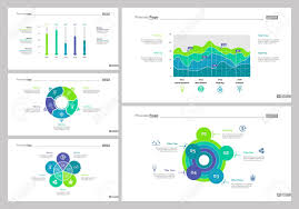 Web Design Charts Graphs Data Analysis Set Can Be Used For Workflow Layout Web Design