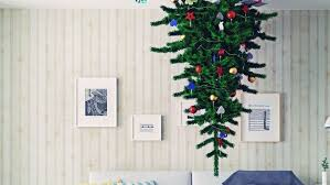 Upside Down Christmas Trees Already Being Shown Off Online