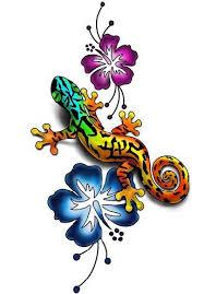 9 Houpací Gecko Tetování Vzory S Obrázky Styly V životě