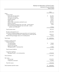 Income Statement Template Word Awesome Income Statement Template 48 Free Word Xls PDF Document