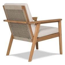 outdoor arm chair. Kalua-outdoor-armchair,-natural-4 Outdoor Arm Chair I