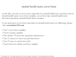 Sample Nursing Resume Cover Letter Resume Cover Letter Resume Cover