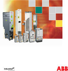 2007 Abb Acs800 Technicalcatalogue Drivemodules Pdf Document