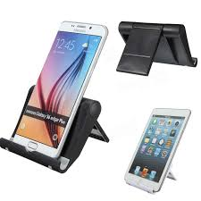 universal cell phone desk stand holder for iphone ipad tablet smartphone
