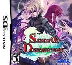 Top 10 nintendo ds rpgs (no ports or remakes. Amazon Com Sands Of Destruction Nintendo Ds Video Games