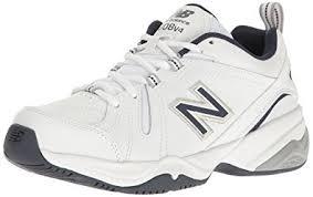 new balance training shoes. new balance men\u0027s mx608v4 training shoe,white/navy,10 2e us shoes