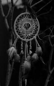 Black And White Dream Catcher Tumblr Unique Background White Dreamcatcher Tumblr Black Image 32 By